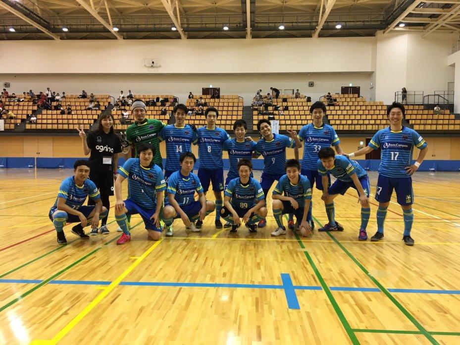 東京都1部リーグ第5節の結果