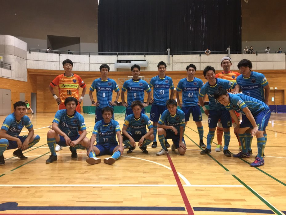 東京都1部リーグ第6節の結果