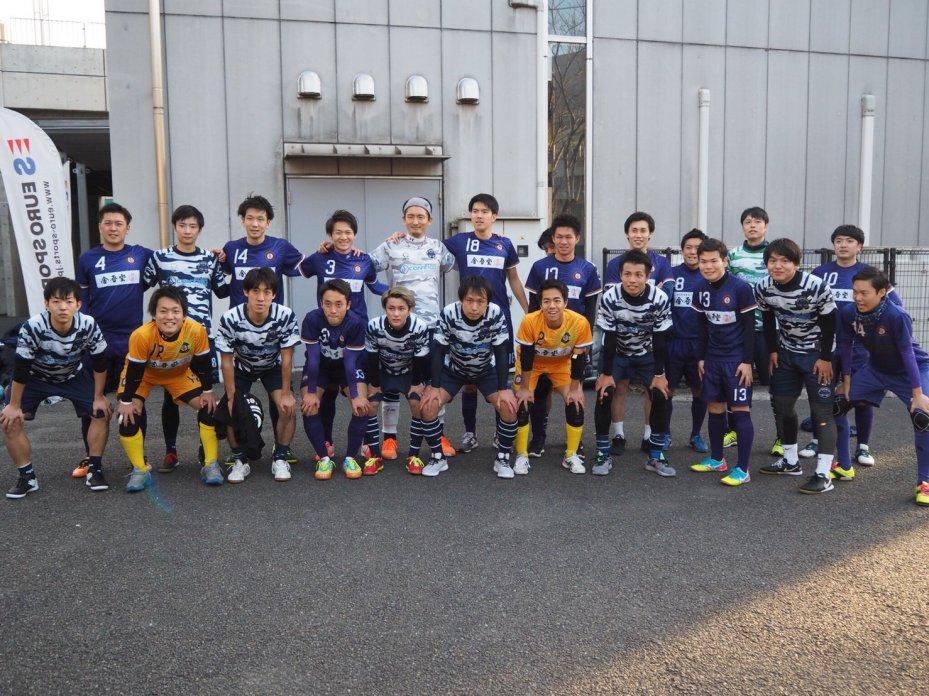 Criacao Futsalと練習試合の結果