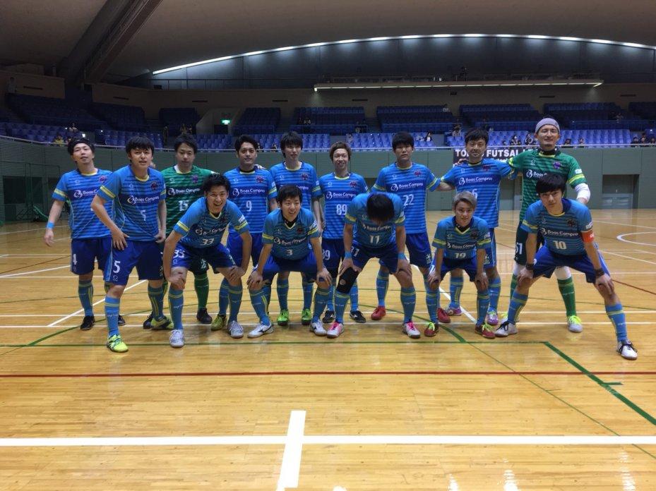 東京都1部リーグ第2節の結果