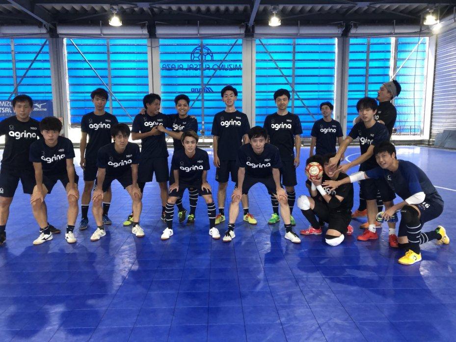 BANFF TOKYOと練習試合の結果